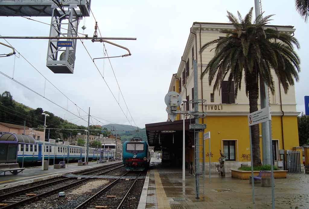 Bahnhof Tivoli