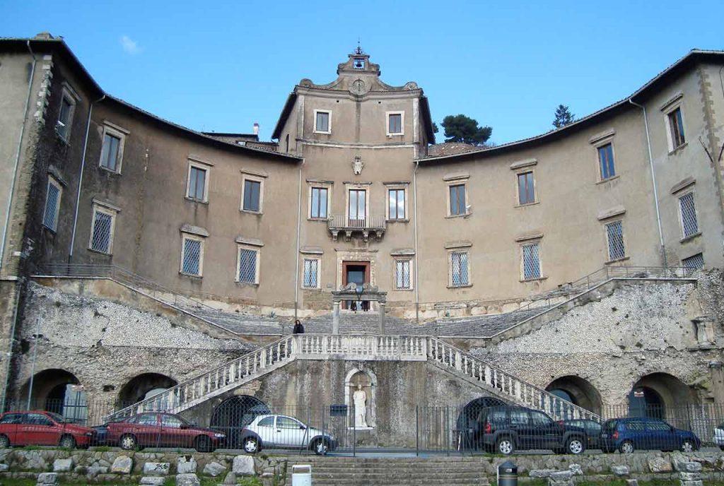 Barberini Palast Palazzo in Palestrina