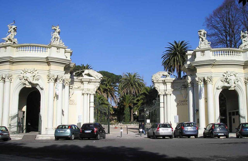 Bioparco Zoo in Rom