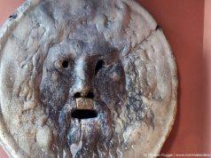 Bocca della Verità Mund der Wahrheit in Rom