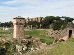 Circus Maximus Turm Tribuene