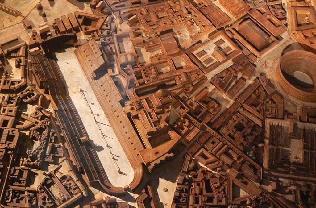 Circus Maximus im alten Rom