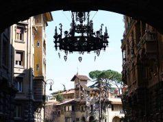 Coppede Viertel Rom
