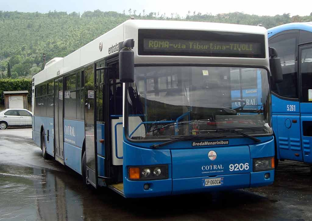 Cotral Busse Rom Italien