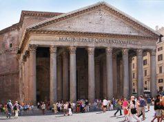 Das Pantheon in Rom