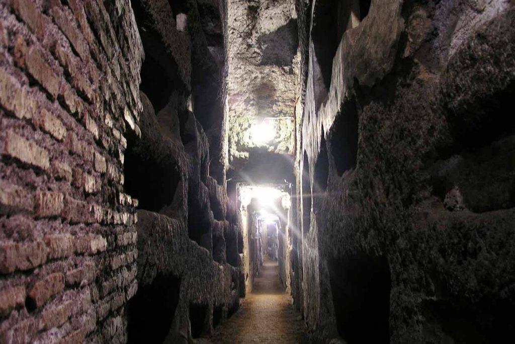 Domitilla-Katakomben in Rom