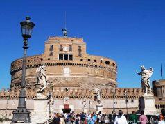 Engelsburg in Rom besichtigen Castel Sant Angelo