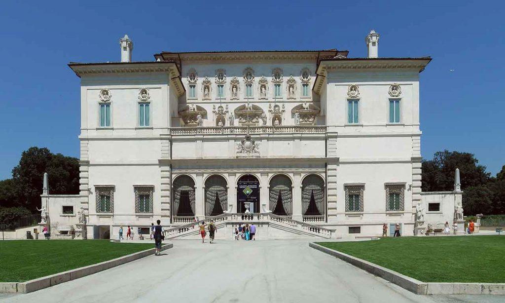 Museum Galleria Borghese in Rom
