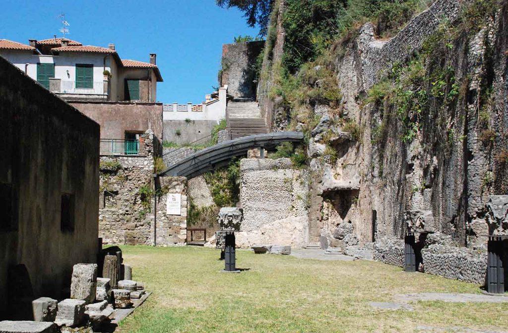 Heiligtum Fortuna Primigenia Palestrina