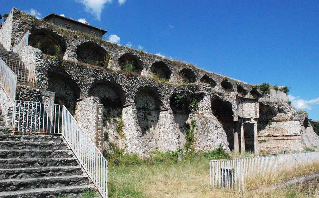 Heiligtum Fortuna Primigenia Palestrina 2