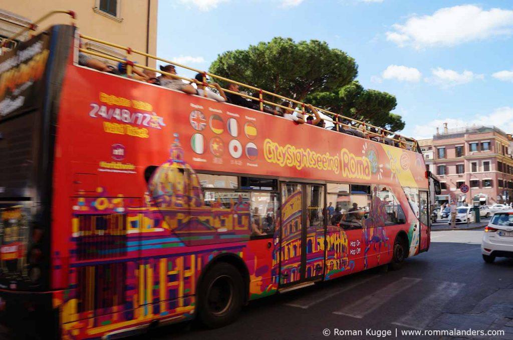 besten Stadtrundfahrten durch Rom | Rom mal anders on