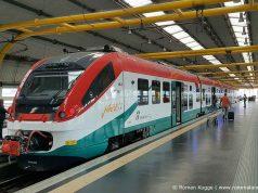 Leonardo Express Transfer Flughafen Rom Fiumcino