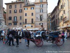 Stadtrundfahrt Kutsche Rom