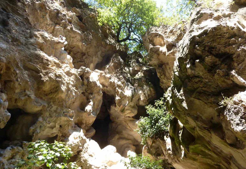 Villa Gregoriana Grotte des Neptuns
