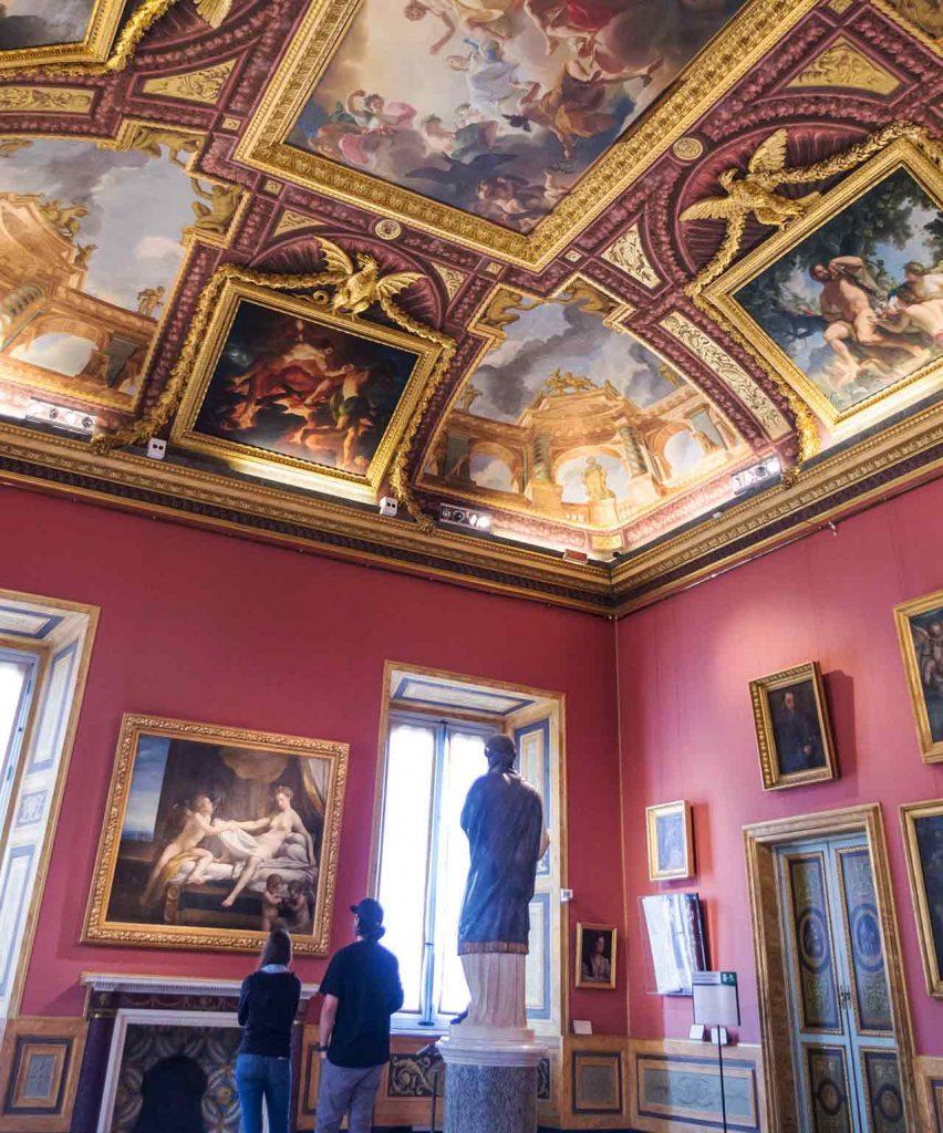 Galleria Borghese Rom Gemälde
