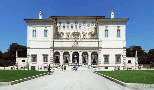 Galleria Borghese Rom