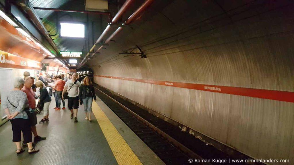 Metro Rom