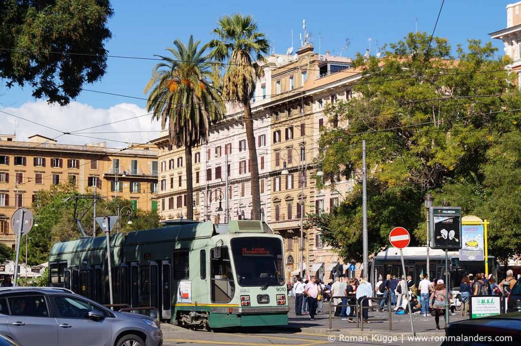 Tram Rom