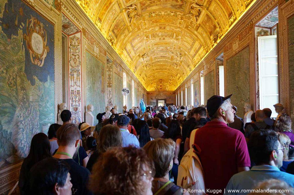 Vatikanische Museen Karten
