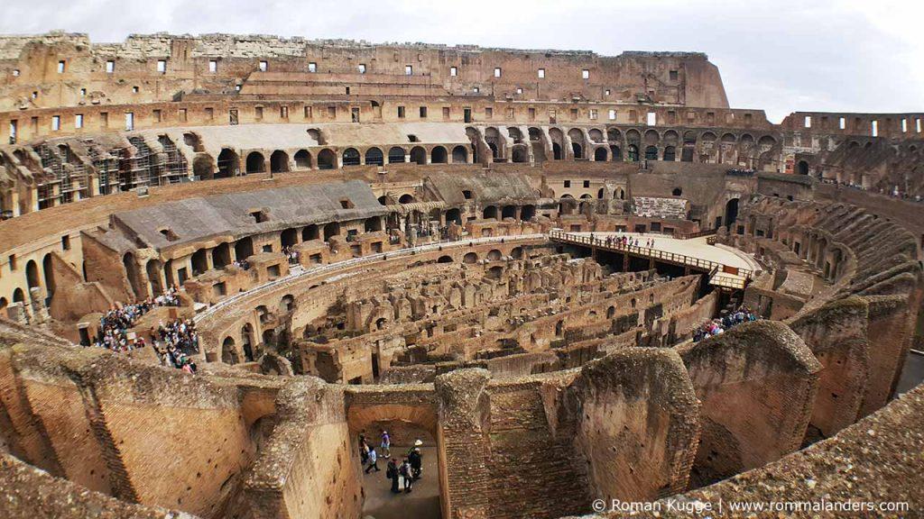 Kolosseum Innen