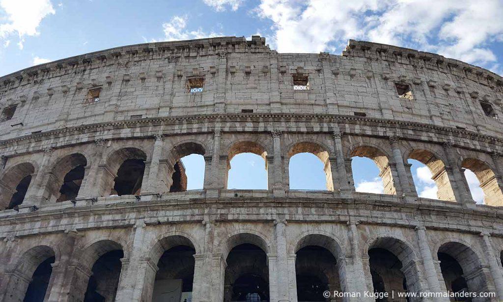 Kolosseum Rom Fassade