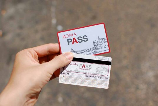 Rom Pässe Roma Pass