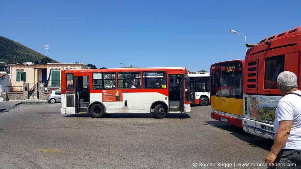 Öffentliche Verkehrsmittel Busse Ischia (11)