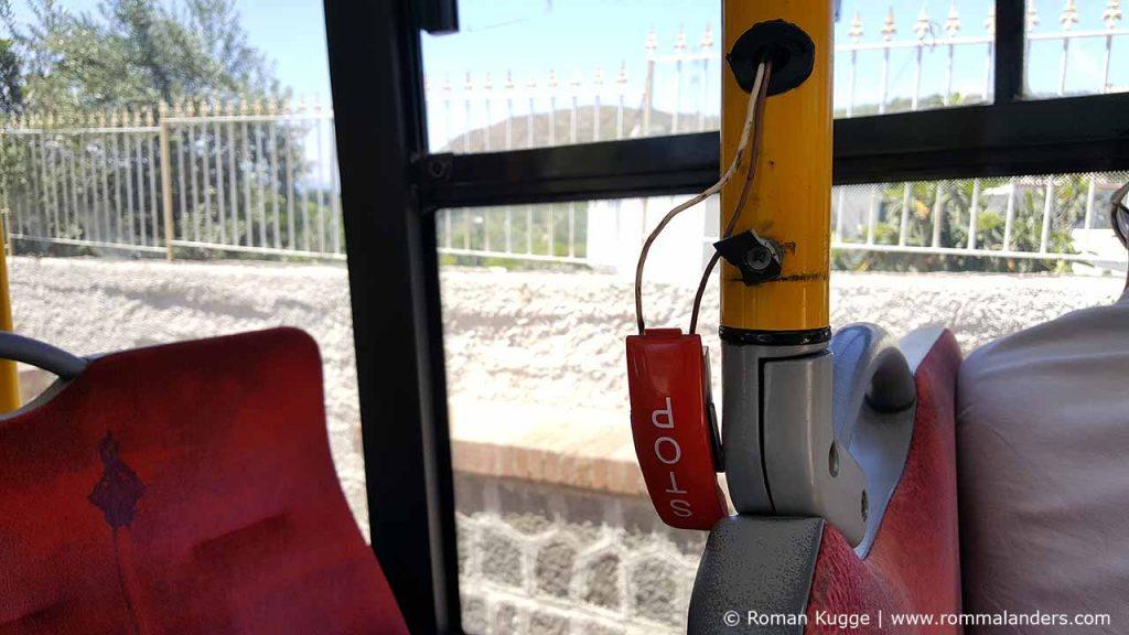 Öffentliche Verkehrsmittel Busse Ischia (3)