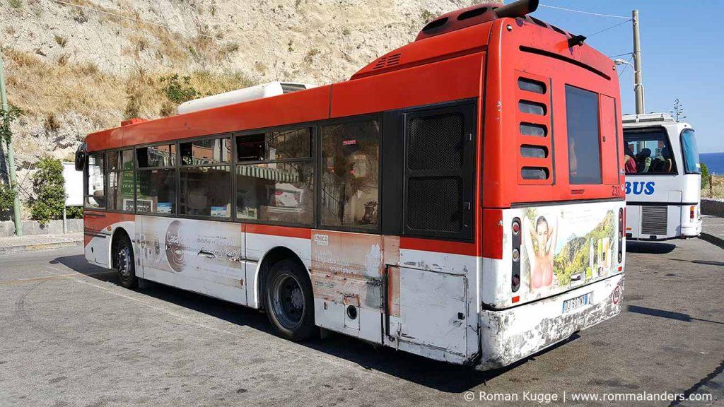 Öffentliche Verkehrsmittel Busse Ischia (7)