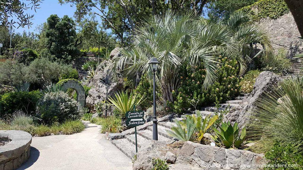 Botanischer Garten Giardini della Mortella Ischia (1)