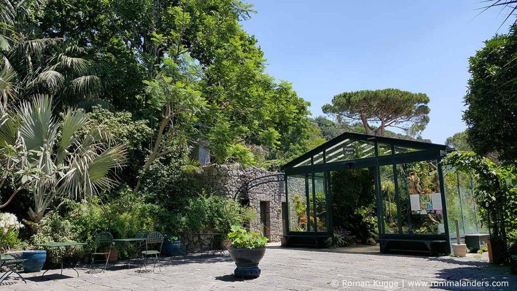 Botanischer Garten Giardini della Mortella Ischia (12)