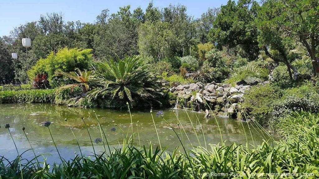 Botanischer Garten Giardini della Mortella Ischia (20)