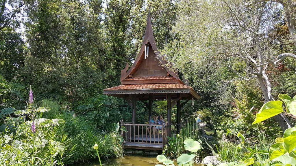 Botanischer Garten Giardini della Mortella Ischia (21)