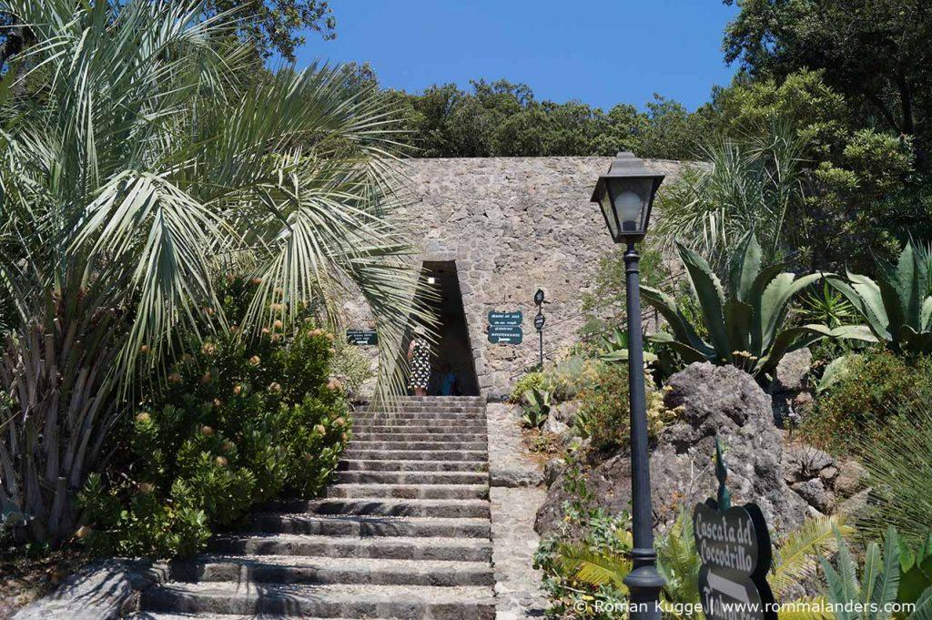Botanischer Garten Giardini della Mortella Ischia (5)