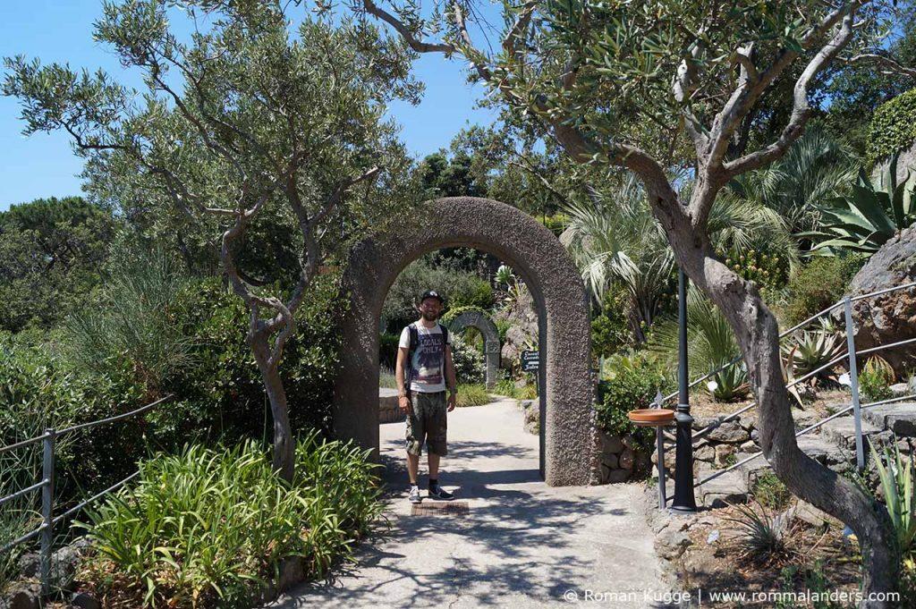 Botanischer Garten Giardini della Mortella Ischia (6)