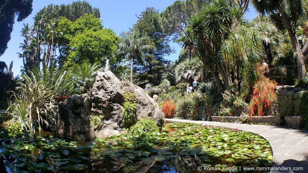 Botanischer Garten Giardini della Mortella Ischia (7)