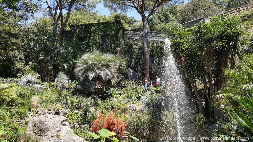 Botanischer Garten Giardini della Mortella Ischia (8)