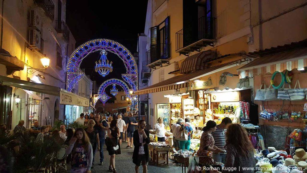 Forio auf Ischia