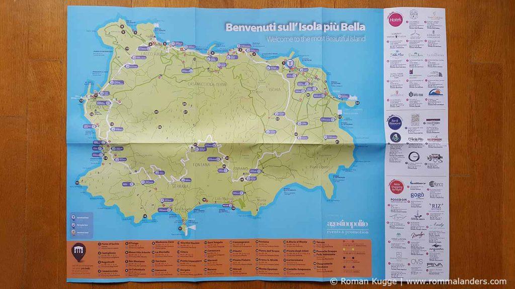 Netzplan Busse Ischia