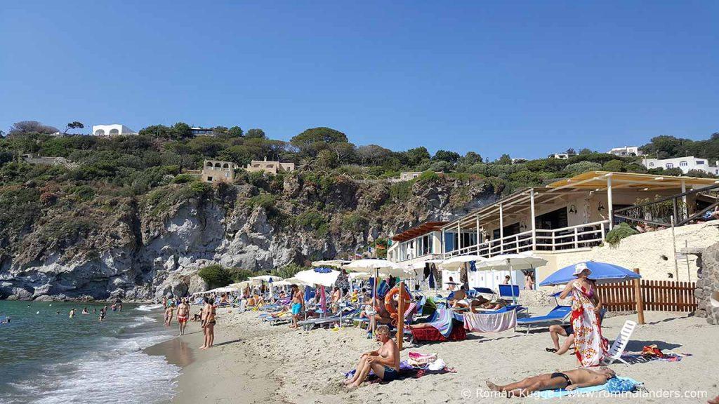 San Francesco Strand Ischia