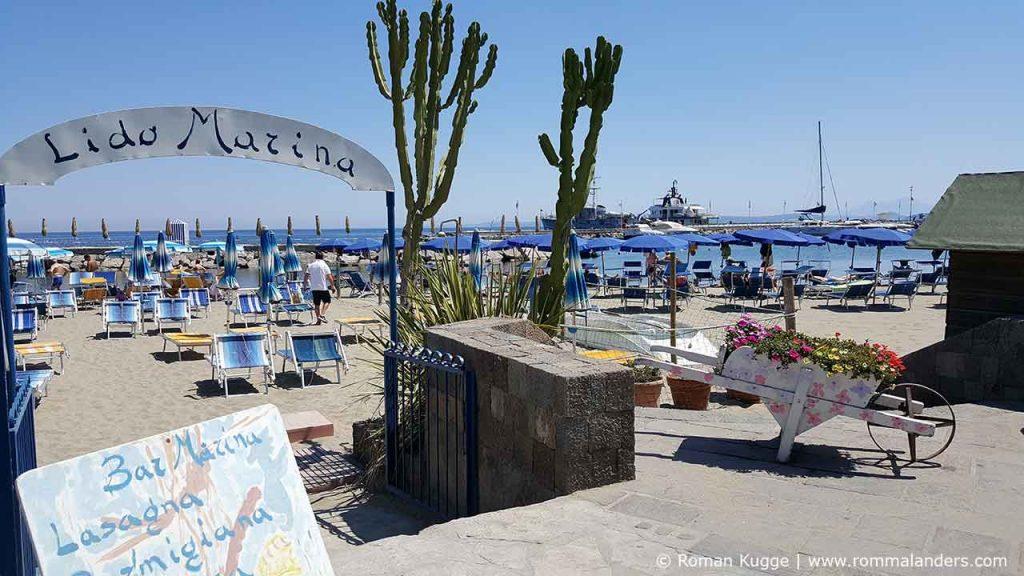 Stadtstrand Lacco Ameno Ischia (2)