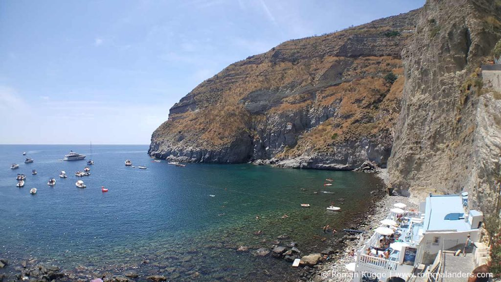 Strand Baia di Sorgeto Ischia (3)