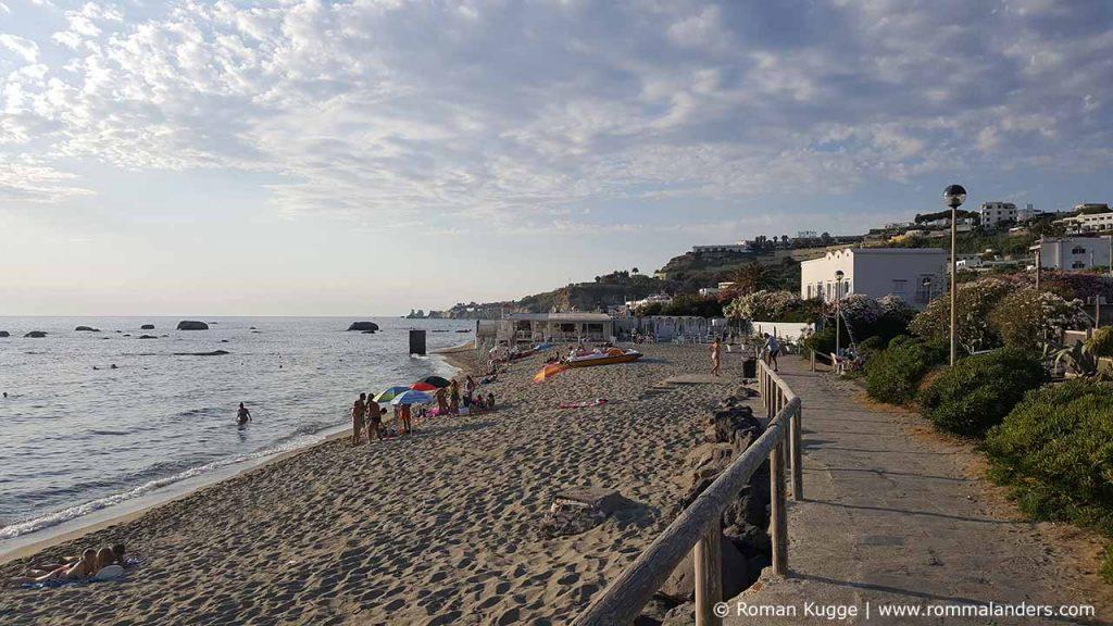 Strand Citara Ischia