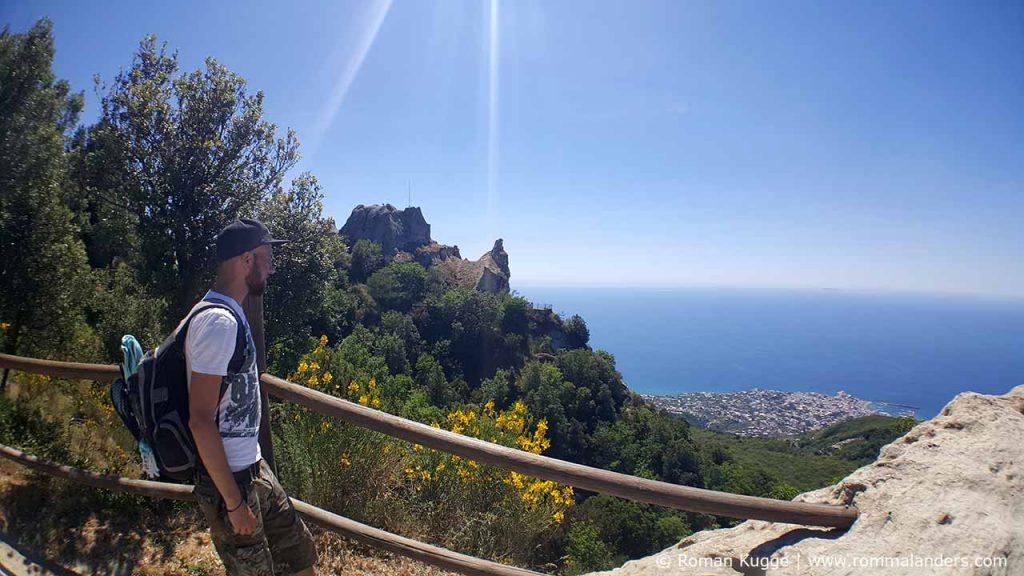 Wandern Ischia Monte Epomeo (17)