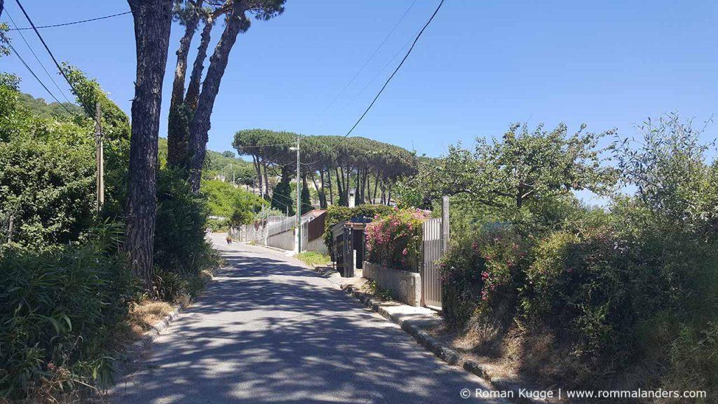 Wandern Ischia Monte Epomeo (3)