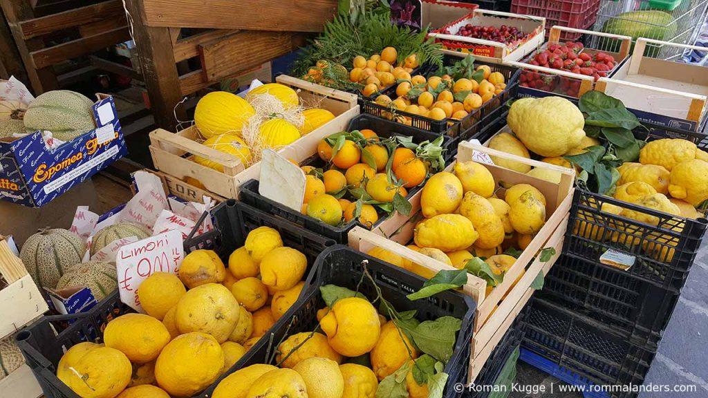 Zitronen Ischia