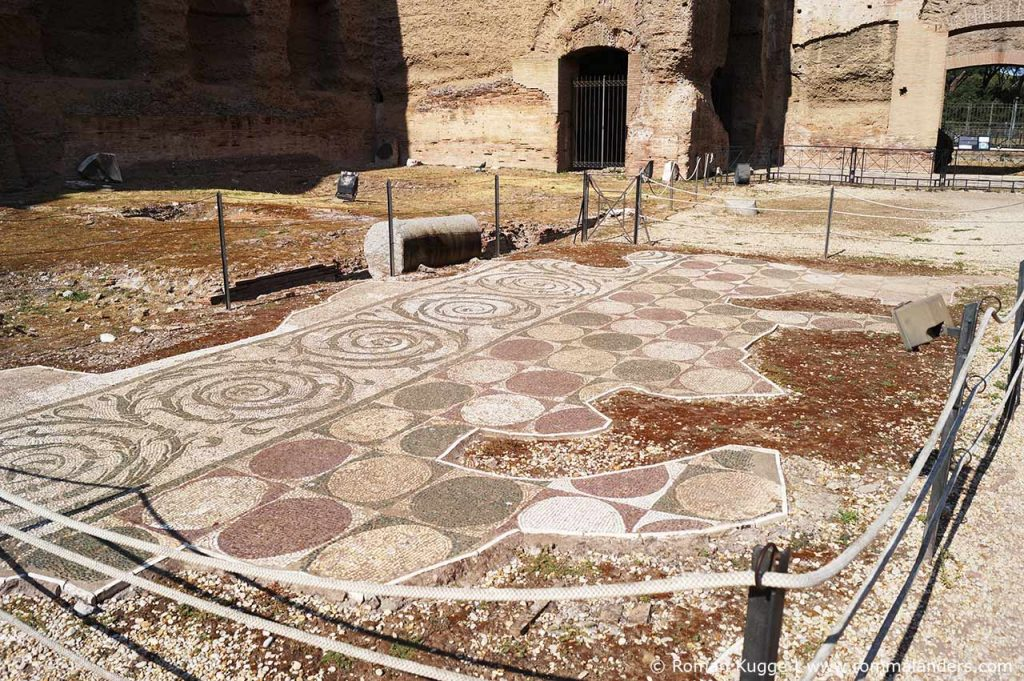 Caracalla Thermen in Rom