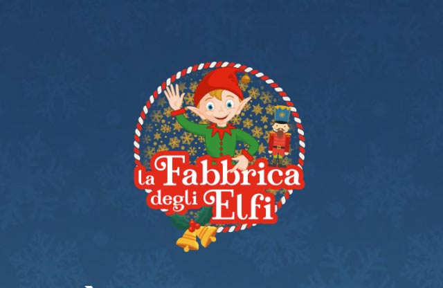 La Fabbrica degli Elfi Weihnachtsmarkt Rom