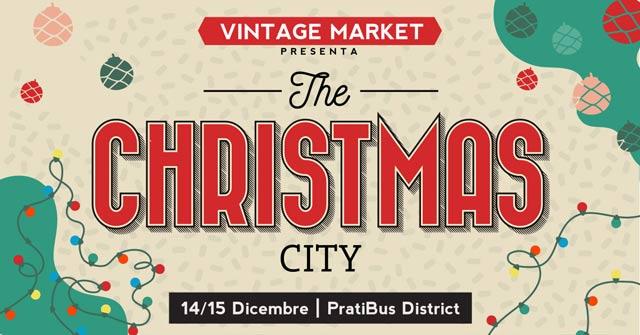 The Christmas City Weihnachtsmarkt Rom