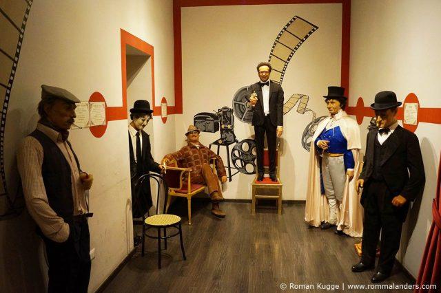 Wachsfigurenkabinett Rom Museo delle cere